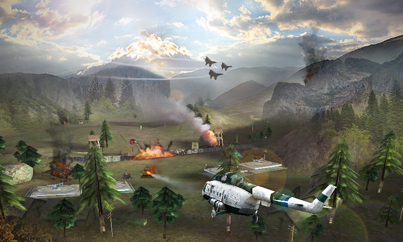 Gunship Strike 3D Screenshot 9