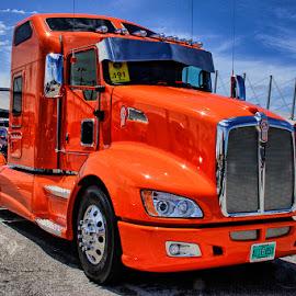 KW by Ray Ebersole - Transportation Other ( 35th, tulsa, shell rotella, truck, super-rig, semi-truck, ok )