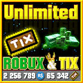 Unlimited Robux and Tix For Roblox Simulator APK for Kindle Fire