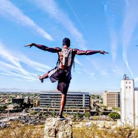 Black Bird Fly by Carlo McCoy - Sports & Fitness Climbing