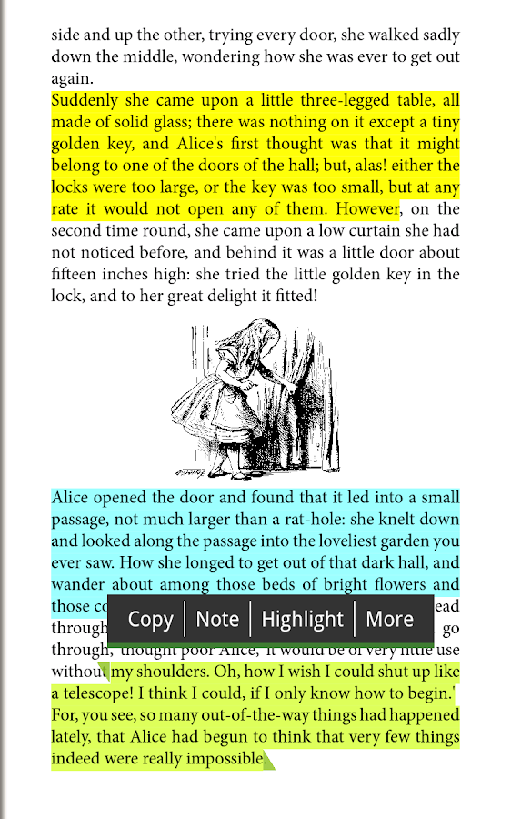 Universal Book Reader Screenshot 4
