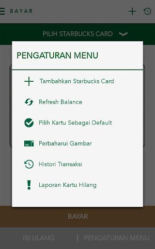 Starbucks Indonesia screenshot 7