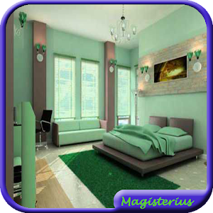Bedroom wall painting design android apps on google play for App for painting walls