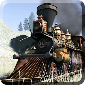 Railway 3D Live Wallpaper