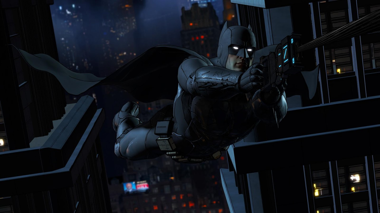 Batman - The Telltale Series Screenshot 3