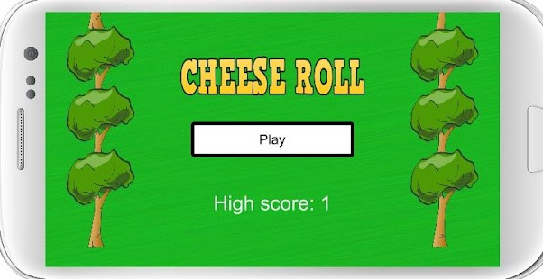 Cheese Roll - screenshot
