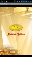 Screenshot of Kuberan Bullion