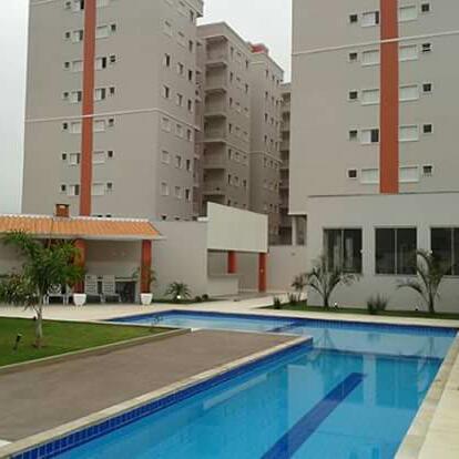 Apartamento residencial à venda, Jardim Dona Regina, Santa B...