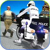 Police Moto: Criminal Chase APK for Bluestacks