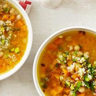 Butternut Squash White Bean Soup Vegan Recipes