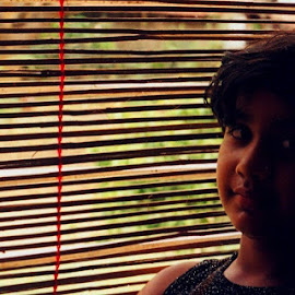 My daughter by Sudipto Hazra - Novices Only Portraits & People ( child, daughter, soft light, portrait, soft )