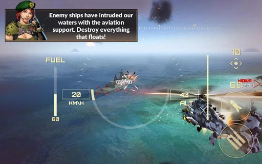World of Gunships Online Game screenshot 6