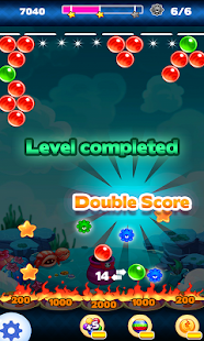 Bubble Legend : Shoot Bubble - screenshot