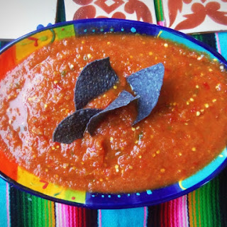 Salsa de Mesa (Table Salsa)