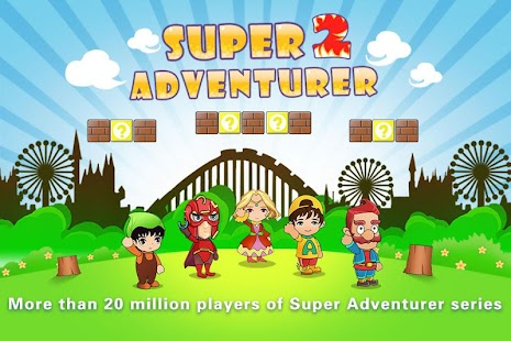 Super Adventurer 2 - screenshot