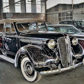 Old Cars by Sivakumar Inc - Transportation Automobiles