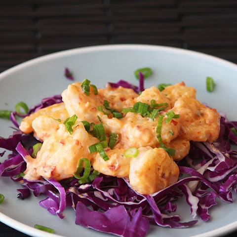 Lightened Bang Bang Shrimp