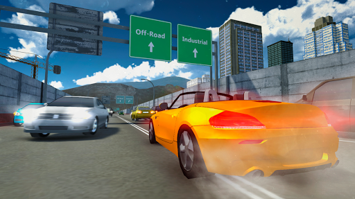 Extreme Racing GT Simulator 3D - screenshot