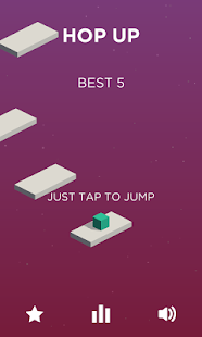 Hop Up - screenshot