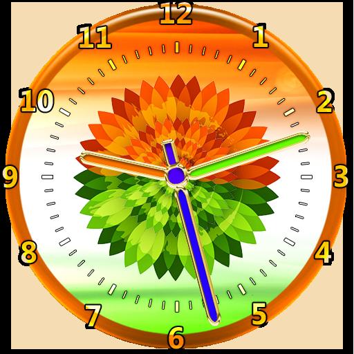 India Clock Live Wallpaper (app)