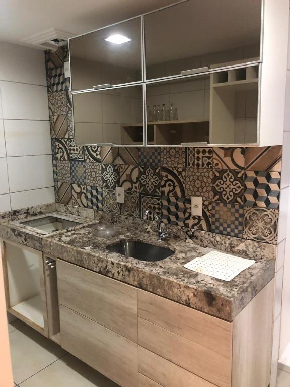 Apartamento com 3 dormitórios à venda por R$ 620.000 - Altiplano - João Pessoa/PB