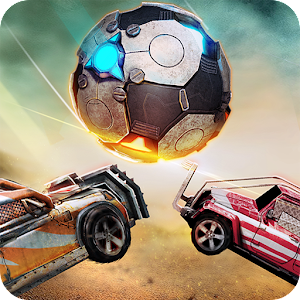 Rocket Car Ball For PC (Windows & MAC)