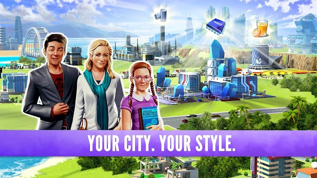 Little Big City 2 APK screenshot thumbnail 8