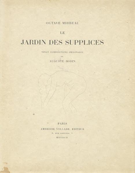 Kunstenaarsboek le jardin des supplices van octave mirbeau - Octave mirbeau le jardin des supplices ...