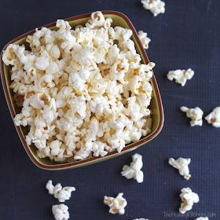 Perfect Microwave Popcorn