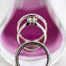 in limbo by Jaco Janse - Wedding Details ( wedding photography, wedding, diamond, perfume, wedding rings )
