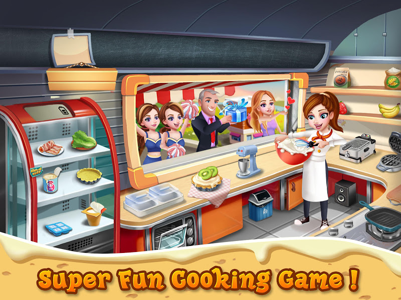 Rising Super Chef 2 : Cooking Game Screenshot 6