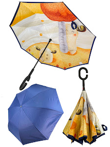 """Зонт """"Принт"""", line, 8810"""