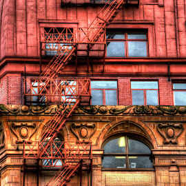 by Peter Murphy - Buildings & Architecture Architectural Detail