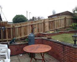 fencing and gate installtion service in Alphington