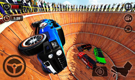 Well of Death Prado Stunt Ride For PC