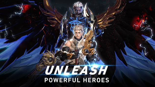 Aion: Legions Of War APK screenshot thumbnail 5