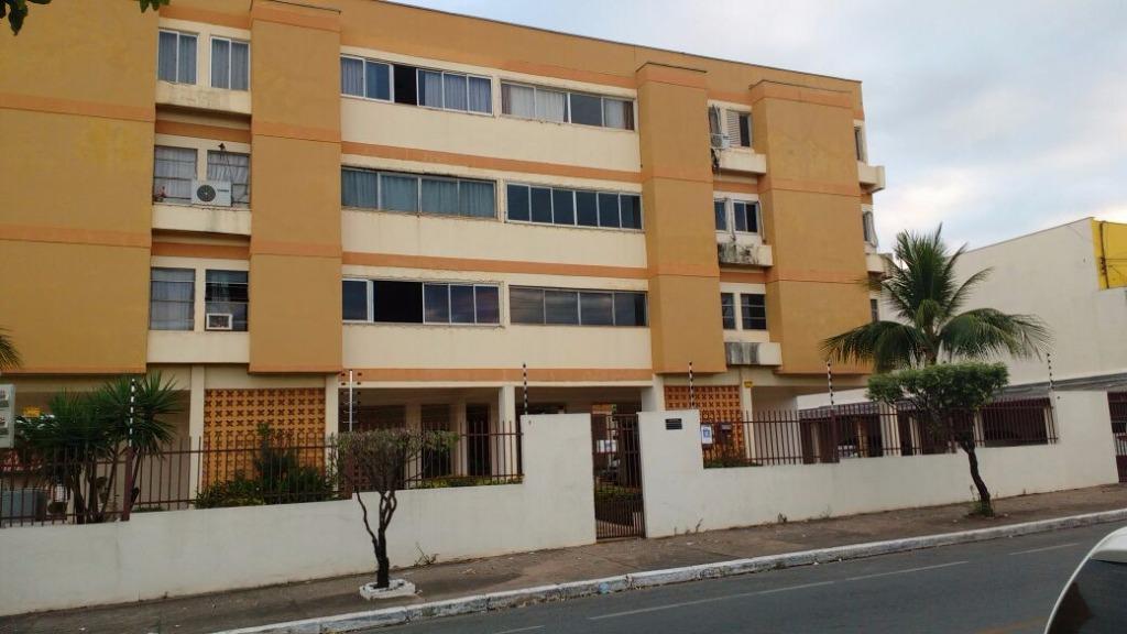 Apartamento residencial para locação, Morada do Ouro - Setor