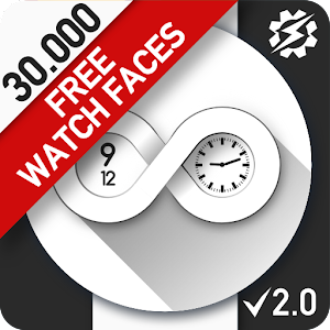 Watch Face - Minimal & Elegant For PC