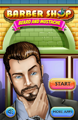 Barber shop Beard & Mustache Apk Download Free for PC, smart TV