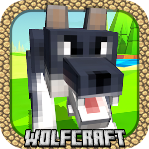 Cover art Wolf Craft