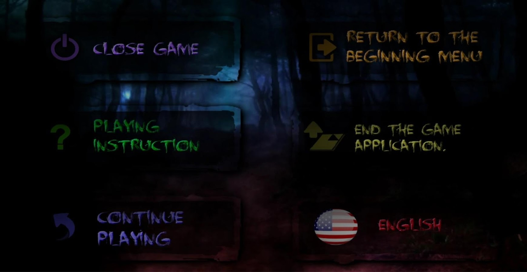 Merendam horror adventure room Screenshot 3
