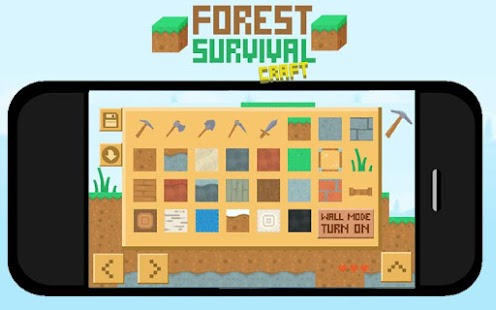 Download forest survival craft free apk on pc download for Survival craft free download pc