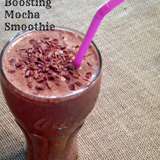 Metabolism Boosting Mocha Smoothie