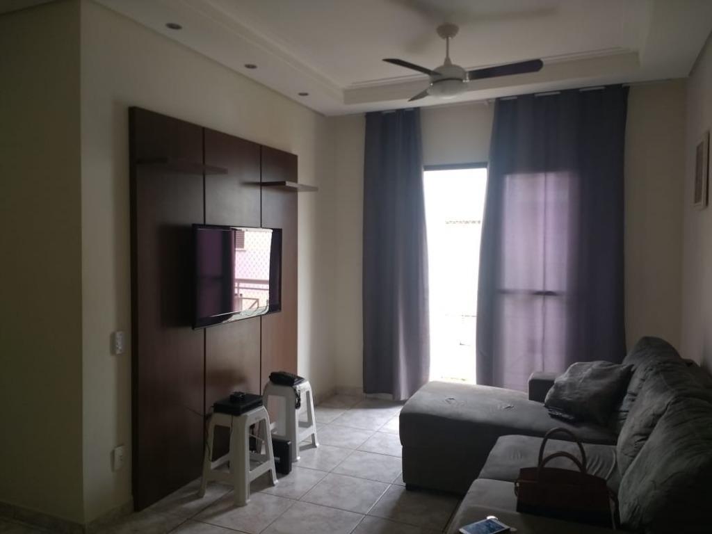 Apartamento com 3 dormitórios à venda, 80 m² por R$ 300.000 - Jardim Cristina - Campinas/SP