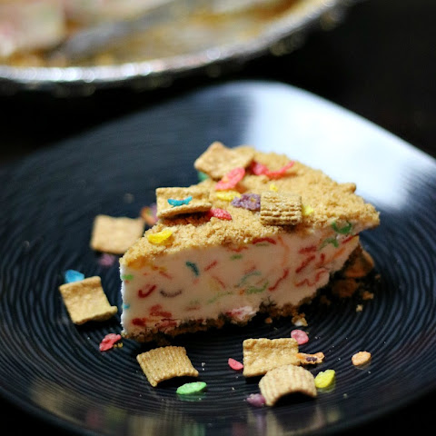 Dairy-Free Cereal Cheesecake