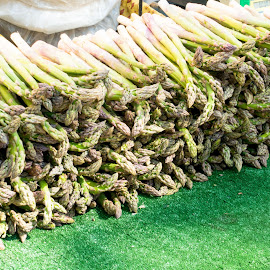 Asparagus by Andrew Moore - Food & Drink Fruits & Vegetables