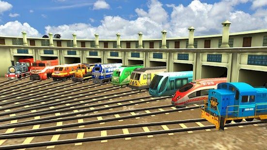 Train Simulator 2016 APK for iPhone