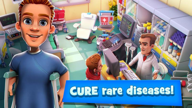 Dream Hospital - Health Care Manager Simulator Screenshot 11
