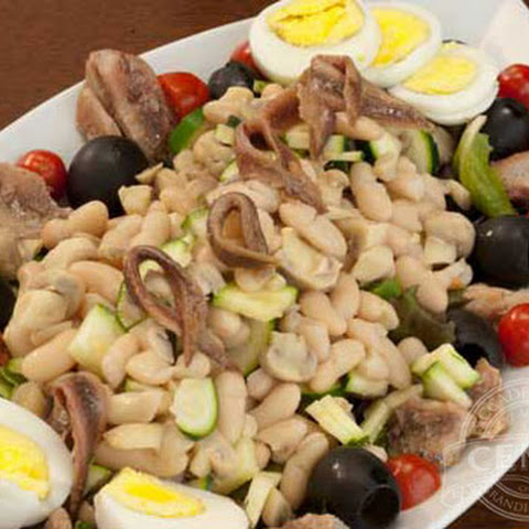 Cannellini Bean Antipasto