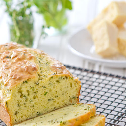 Cheese and Herb Quick Bread